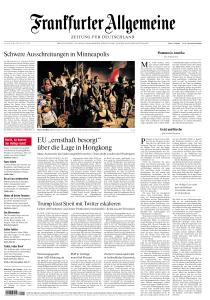 Frankfurter Allgemeine Zeitung - 30 Mai 2020