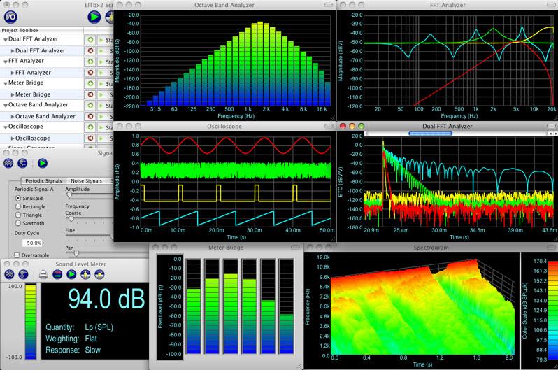 Electroacoustics Toolbox 2.1.1