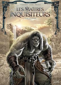 Les Maitres Inquisiteurs - Tome 13 - Illian