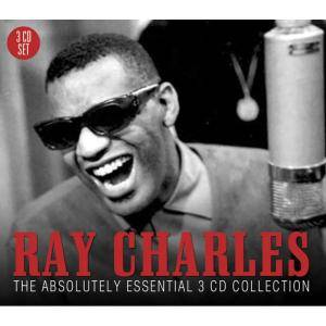Ray Charles - The Absolutely Essential Collection (3CD, 2010)