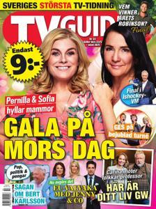 TV-Guiden – 21 maj 2019