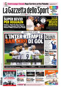 La Gazzetta dello Sport Sicilia – 14 gennaio 2019