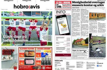 Hobro Avis – 10. juli 2018