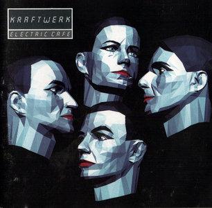 Kraftwerk - Electric Cafe (1986) [Non-Remastered English Version] Re-Up