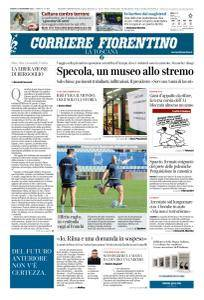 Corriere Fiorentino La Toscana - 18 Novembre 2017