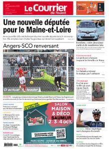 Le Courrier de l'Ouest Angers – 28 septembre 2020