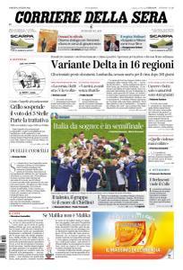 Corriere della Sera - 3 Luglio 2021