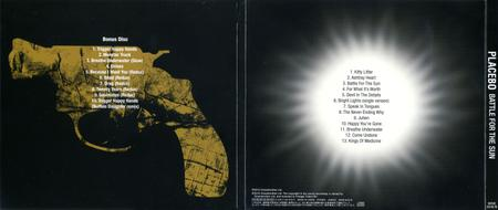 Placebo - Battle For The Sun (2009) 2010, 2CD REDUX, Japanese Edition