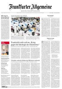 Frankfurter Allgemeine Zeitung - 31 Oktober 2020