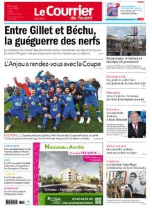 Le Courrier de l'Ouest Angers – 07 avril 2021
