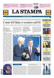 La Stampa Torino Provincia e Canavese - 29 Ottobre 2019