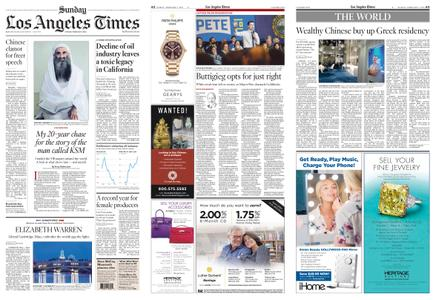 Los Angeles Times – February 09, 2020