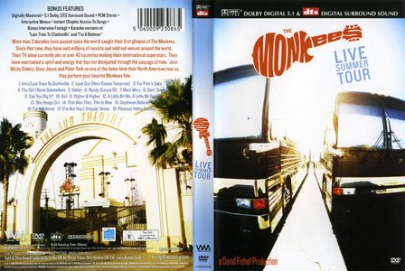 The Monkees - Live Summer Tour - 2002