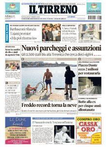 Il Tirreno Livorno - 28 Febbraio 2018