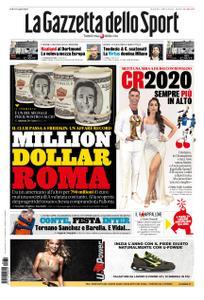 La Gazzetta dello Sport Roma – 30 dicembre 2019