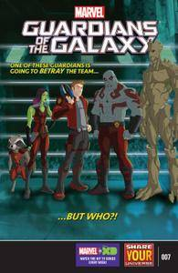 Marvel Universe Guardians of the Galaxy 007 2016 Digital