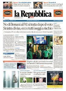 la Repubblica - 20 Novembre 2017