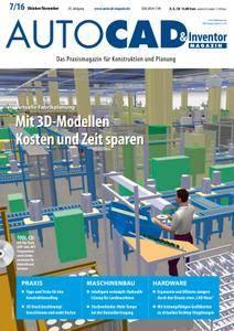 Autocad & Inventor Magazin - Oktober 2016