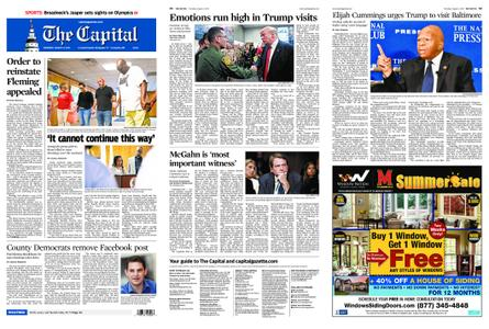 The Capital – August 08, 2019