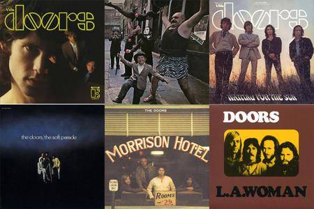 The Doors: Collection (1967 - 1971) [Vinyl Rip 16/44 & mp3-320] Re-up