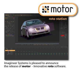 Imagineer Systems MOTOR v1.1.1 Retail