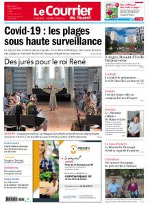 Le Courrier de l'Ouest Angers – 29 juillet 2020