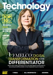Technology Magazine – February 2021