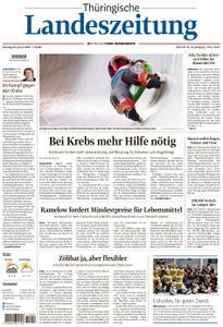 Thüringische Landeszeitung – 20. Januar 2020