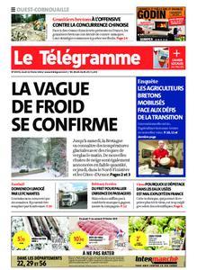 Le Télégramme Ouest Cornouaille – 11 février 2021