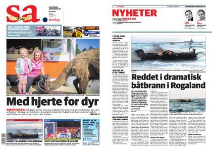 Sarpsborg Arbeiderblad – 16. juli 2019