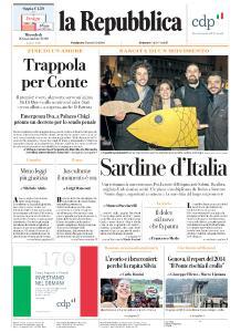 la Repubblica - 20 Novembre 2019