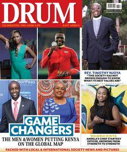 Drum East Africa - September 2016