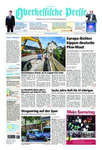 Oberhessische Presse Hinterland - 19. Juni 2019