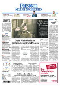 Dresdner Neueste Nachrichten - 10. November 2018