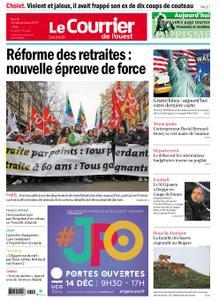 Le Courrier de l'Ouest Saumur – 10 décembre 2019