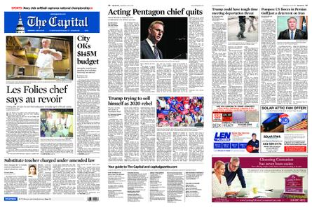 The Capital – June 19, 2019