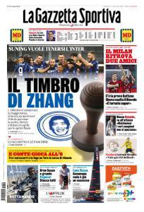 La Gazzetta dello Sport Cagliari - 14 Marzo 2021