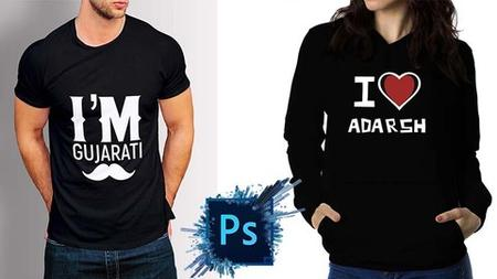 BEST T-Shirt Design Masterclass With Adobe Photoshop