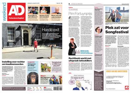 Algemeen Dagblad - Rotterdam Stad – 25 mei 2019