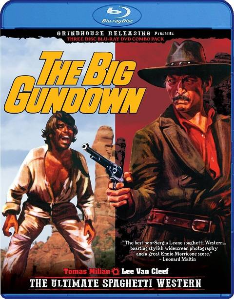The Big Gundown / La resa dei conti (1966) [Extended]