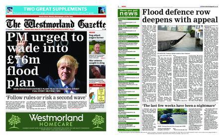 The Westmorland Gazette – July 02, 2020