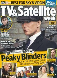 TV & Satellite Week - 29 July 2017