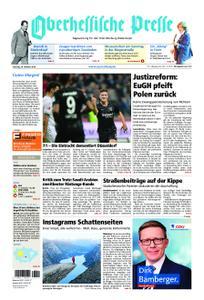 Oberhessische Presse Marburg/Ostkreis - 20. Oktober 2018