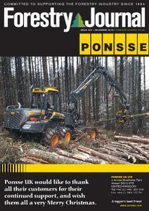 Forestry Journal – December 2018