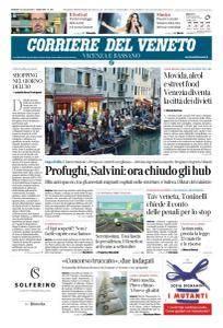 Corriere del Veneto Vicenza e Bassano - 13 Luglio 2018