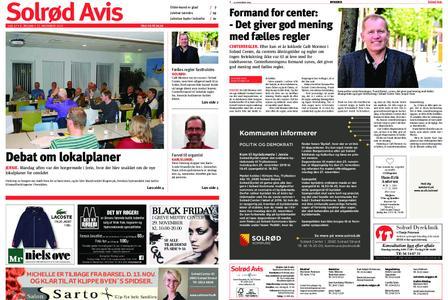 Solrød Avis – 21. november 2019