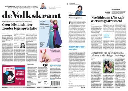 De Volkskrant – 21 november 2019