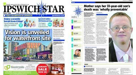Ipswich Star – January 23, 2018