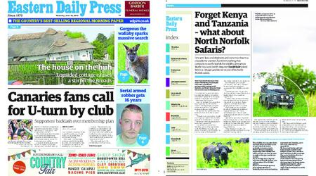 Eastern Daily Press – June 20, 2019