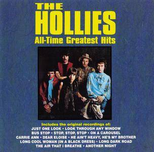 The Hollies - All-Time Greatest Hits (1990)